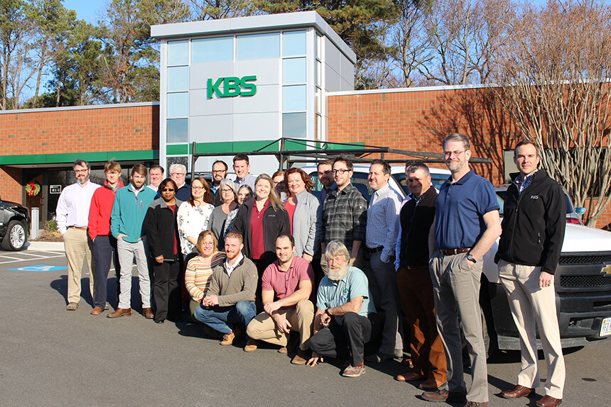 KBS Staff Participates in 12 Cans of Christmas
