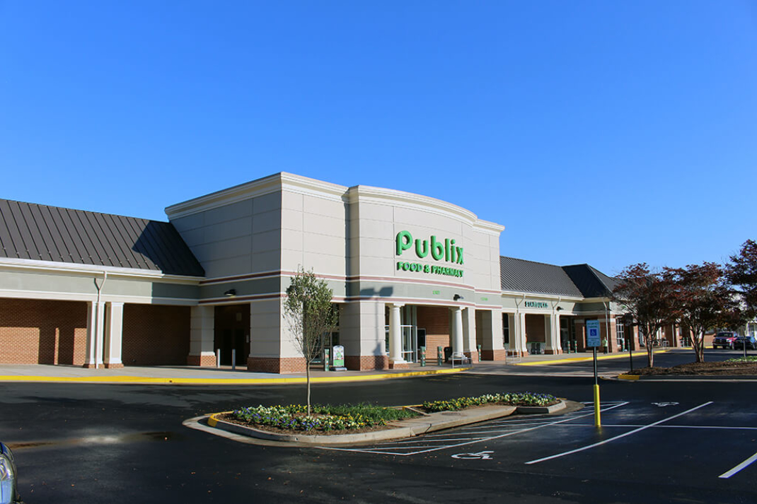 Publix Supermarket Kbs Construction Firm Based In