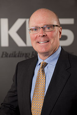 James Lipscombe, Chief Financial Officer - KBS Inc.