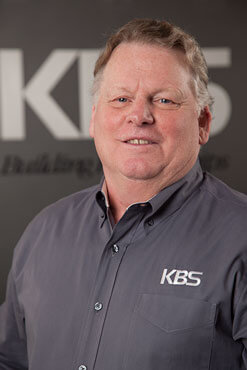 Kenn Cole, Project Superintendent