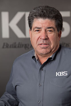 Ricky Martinez, Project Superintendent