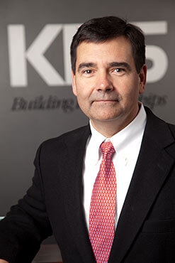 Sam Stocks, Vice President - KBS Inc.