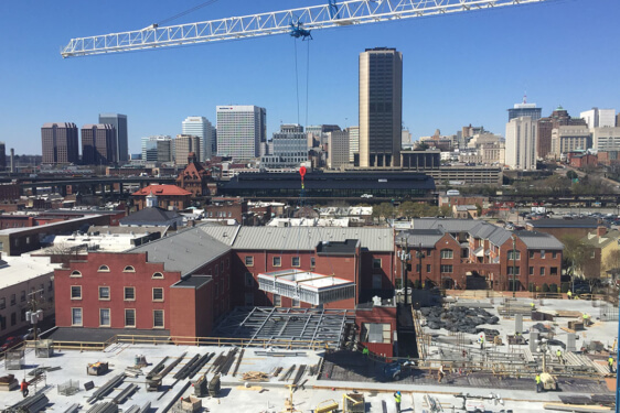 Building Richmond's Newest Rooftop Hangouts