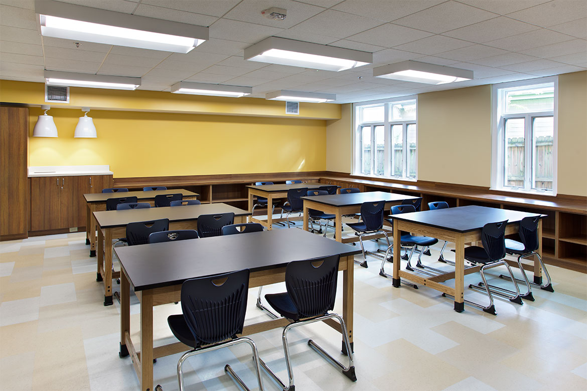 St. Bridget School Expansion